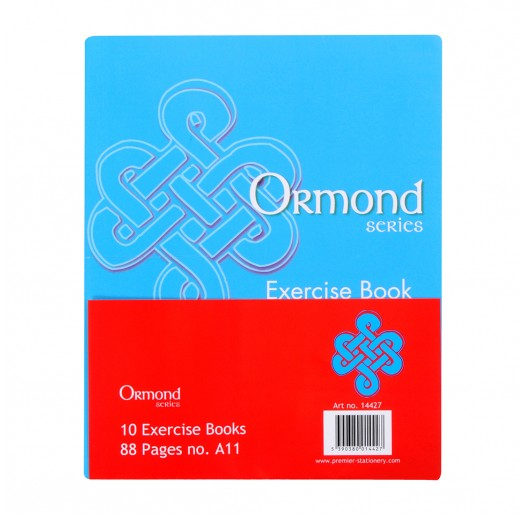10 x 88 Page Copies Pack - Ormond