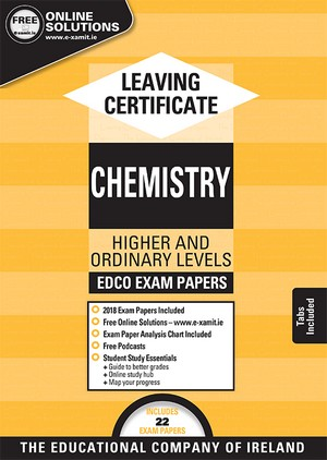 Chemistry LC OL HL Sample\Past Papers 2018